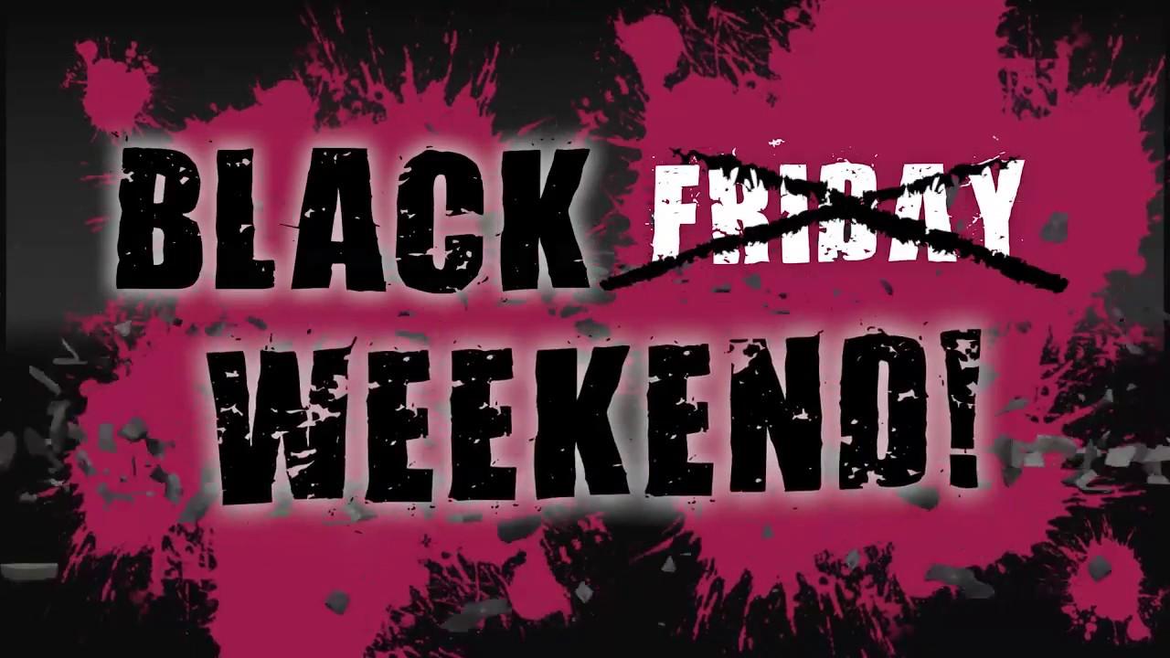 Bradlows Black Friday Weekend Deals 2017 Youtube