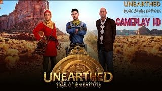 Unearthed Trail of Ibn Battuta Episode 1 Gameplay PC HD