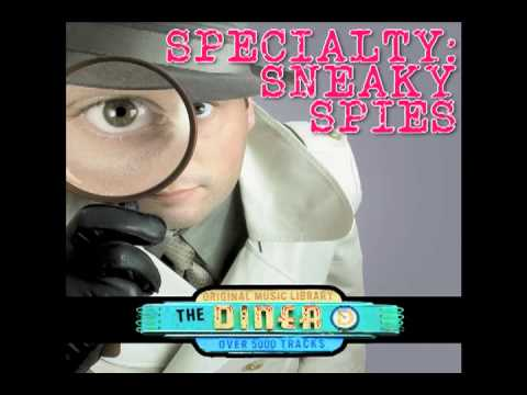 The Diner - D-SS0052 Indie Rock Detective (Instrumental)