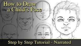 How to Draw a Child