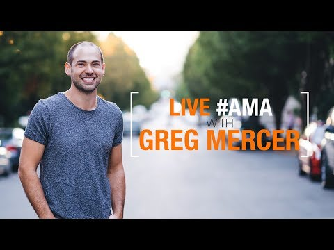 Live with Greg Mercer I  September 14 | Talking about Alibaba, Amazon FBA, Entrepreneurship and More