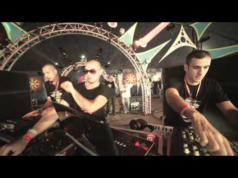 Narkotek at Monegros Festival 2013 - After movie
