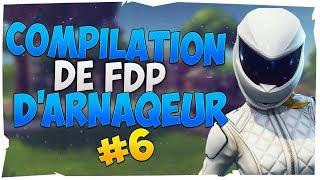 COMPILATION DE FDP D'ARNAQUEUR #6 IL A ARNAQUER SA NOCTURNO - Fortnite Sauver Le Monde