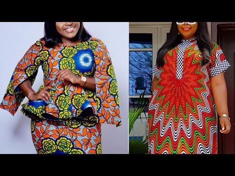 Ankara styles 4 ladies