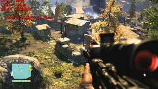Benchmarking Far cry 4 with Intel core2duo e6300 1.86 gz GT 520