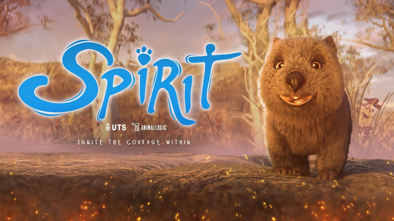Spirit | Short Animated Film Trailer