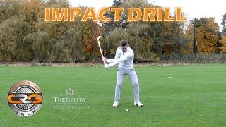 GOLF | IMPACT CONCEPT DRILL