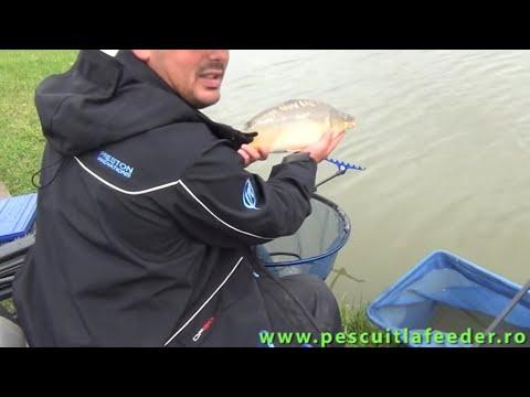 Pescuit la Feeder pe lacuri necunoscute