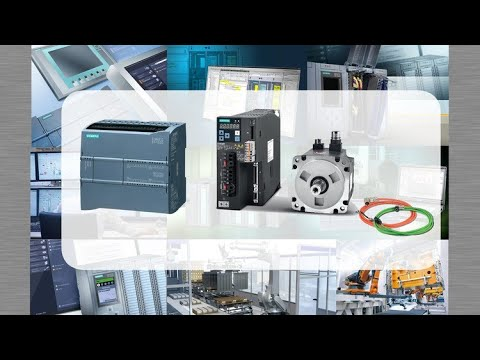 Motion Control PTO Pulse PLC S7-1200 Control Step Motor TIA [Điều khiển động cơ bước PLC S7-1200]