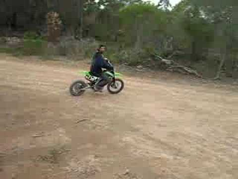 turbo orion 250 pit bike hill climb youtube. Black Bedroom Furniture Sets. Home Design Ideas