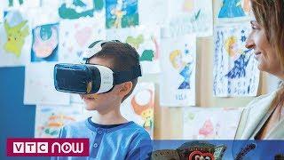 Hà Nội: Thú vị tiết học 3D cho trẻ em