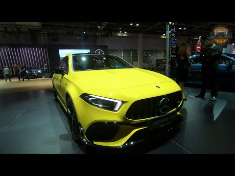 2020 Mercedes AMG A45 S walk-around review