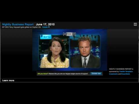 Pbs nightly business report transcript
