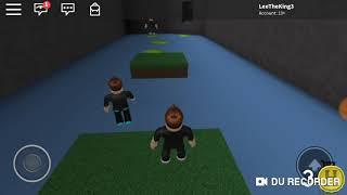 Me Calvin and Gamer_Boy_Trelly go Roblox