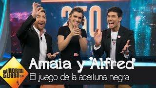 Amaia y Alfred regalan 450 euros a una persona del público - El Hormiguero 3.0
