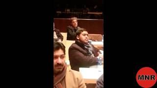 Oorrh Kar Aawaz Ko Taqreer Aadhi Reh gai   (Murtaza Mannan) Mushaera NWStadt Frankfurt