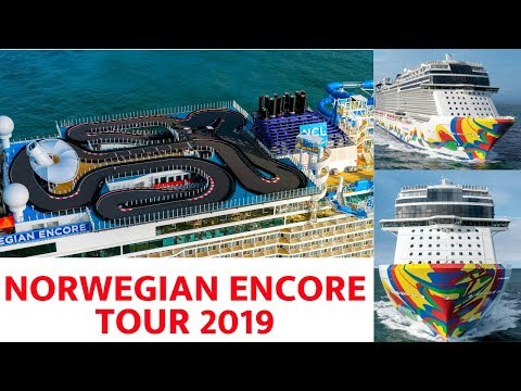Norwegian Encore Tour (2019)
