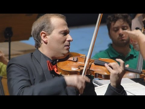 Nicolas Koeckert - Paganini - Caprice No. 17 - Encore - HD