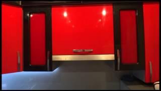 видео Встраиваемая вытяжка для кухни
