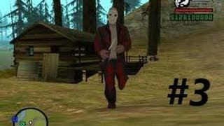 FINITI TUTTI I MISTERI!! - GTA San Andreas (misterix mod) gameplay ITA ep.3