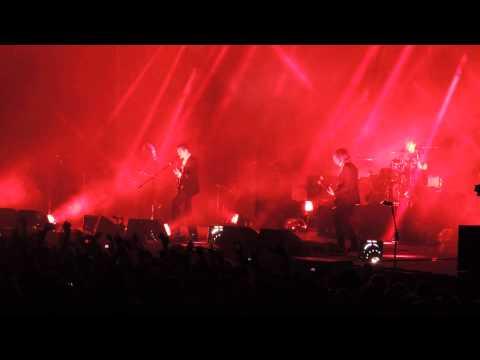 Arctic Monkeys-  Brianstorm, Perth Arena,  Perth, Australia, 13.5.2014