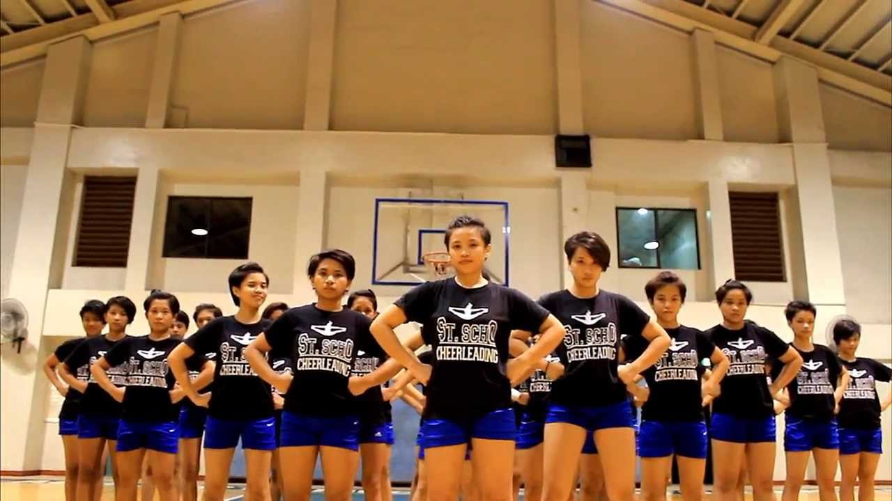 Teaser of St. Scholastica's College Pep Squad - The 44th WNCAA ...
