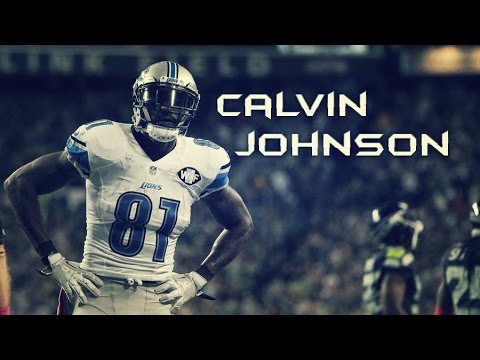 Calvin Johnson Ultimate MIX -See You Again- ᴴᴰ