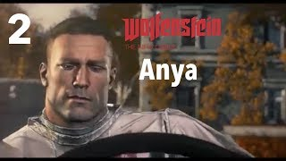 Wolfenstein The New Order Part 2-Anya