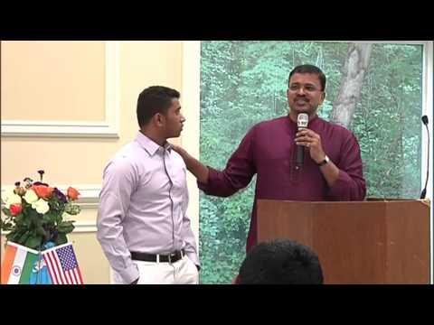 TV5 Edited - KMF Video and Mr. V.V.Lakshminarayana, IPS Closing Speech
