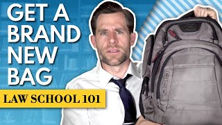 Choose the Perfect Backpack & Bag for Law School (to Carry Casebooks and Laptops)