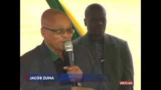ANC not threatened by other parties - Jacob Zuma