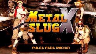 METAL SLUG X - SNK PLAYMORE Mission 5