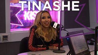 Tinashe talks Flame, Joyride, Giggs & more!
