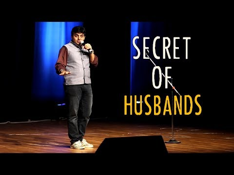 Download Youtube: Secret of Husbands - Stand up Comedy by Amit Tandon