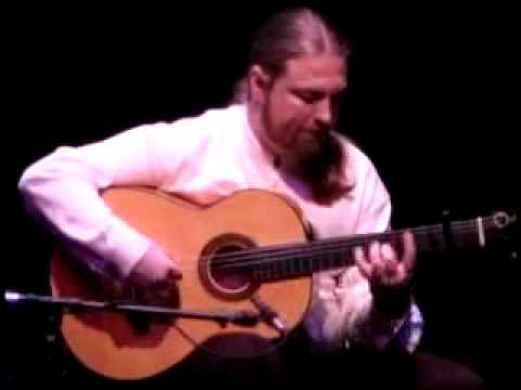 "Flamenco Guitar by Jason McGuire ""El Rubio"""