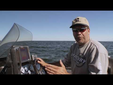 How To: Finding Fish And Boat Position With Lowrance