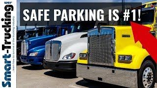 How to Deal With the Truck Parking Shortage - Practical Tips for Truckers