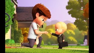 The Boss Baby - ALL Ending Scenes HD