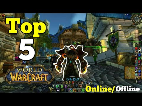 Top 5 Best World Of Warcraft Like Games For Android And IOS Of All Time #2