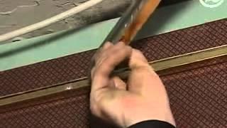 Видео по монтажу подвесного потолка типа Армстронг(Видео инструкция по монтажу алюминиевого подвесного потолка типа Армстронг с кассетой 600*600мм Купить зерка..., 2013-04-15T11:28:19.000Z)
