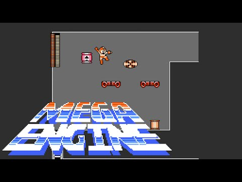 Mega Engine (Game Maker Megaman Engine) - Source released!