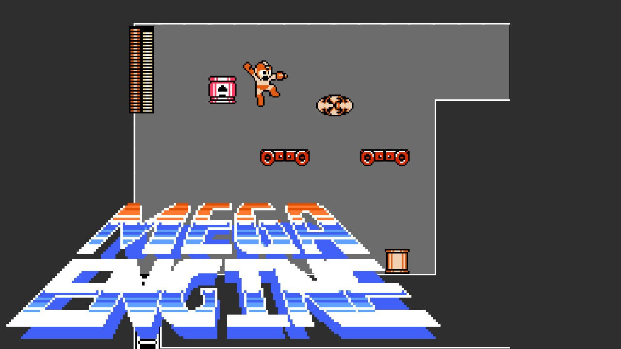Mega Engine (Game Maker Megaman Engine) – Source released!