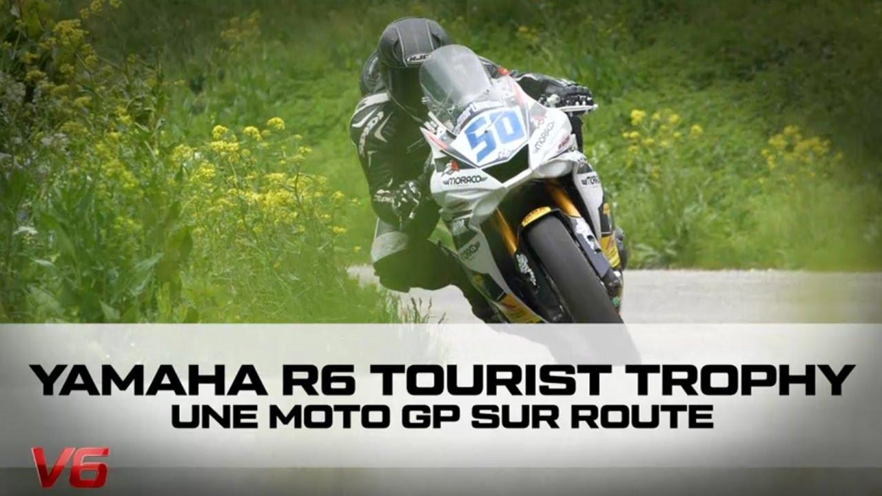 [YAMAHA R6 Tourist Trophy] Une moto GP sur Route