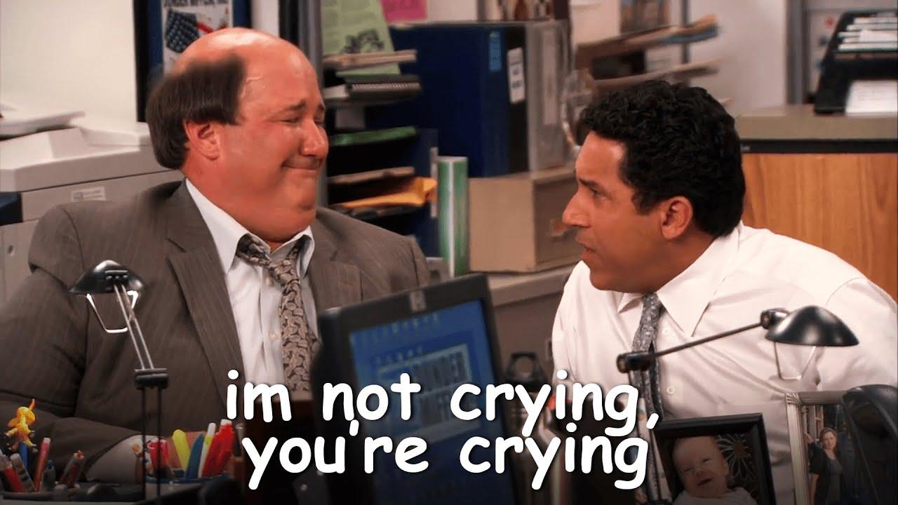 the office's final scene made me fully sob | Comedy Bites