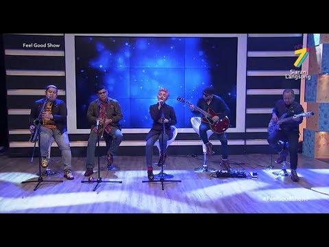 Gerhana Ska Cinta - Rindu LIVE @ NTV7 Feel Good Show