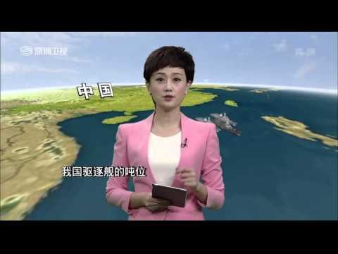 疑中国海军进入大驱时代 055即将现身
