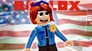 OFFICER LIZ ON THE JOB! | Roblox Jailbreak