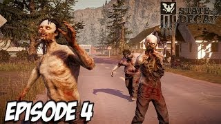 Let's Play Holiday: State Of Decay  La Mort M'attends  Episode 4