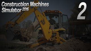 Construction Machines Simulator 2016 - No to lecimy! :D #2 /PlayWay