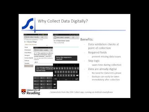 Digital Data Collection